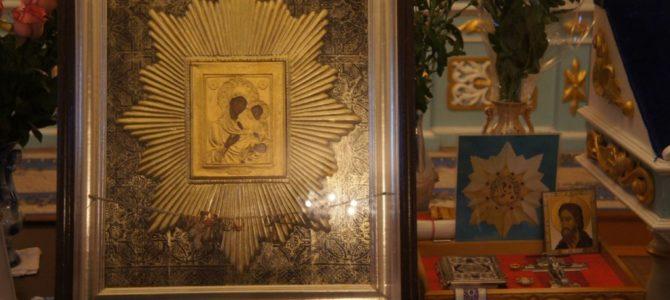 Икона Божией Матери » Избавительница от бед » посетит Кыласово