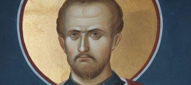 Священномученик Николай Тохтуев